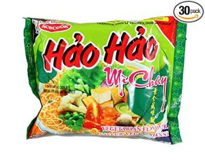 Hao Hao Vegetarian Flavour 75 gms