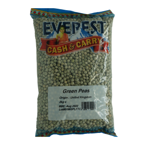 Everest cash and carry Green peas