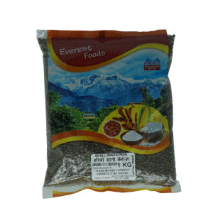 Everest foods Small green peas 1kg