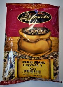 Nepal foods Mixed beans