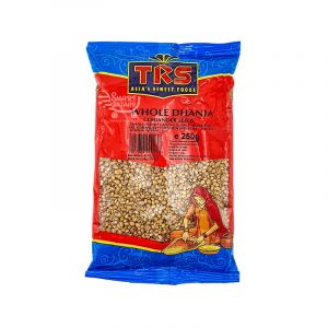 TRS Whole Dhania Corriander Seeds 250 gms