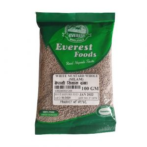 Everest foods White mustard whole